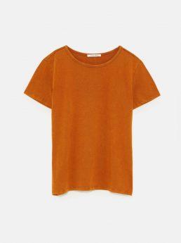 Basic Swear Shirt Red