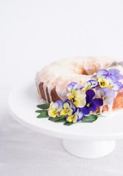 Pastry Flower