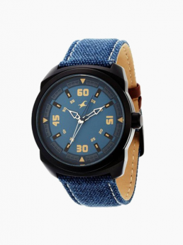Timex Blue Watch