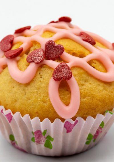 Small Birthday Cupcakes