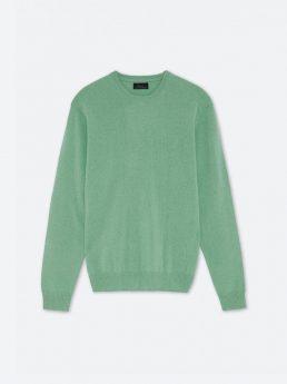 Basic Swear Shirt Green