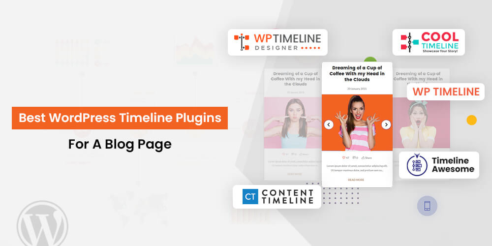 best wordpress timeline plugins for blog page