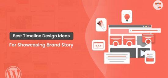 Best Timeline Design Ideas For Showcasing Brand Story