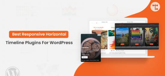 Best Responsive Horizontal Timeline Plugins For WordPress